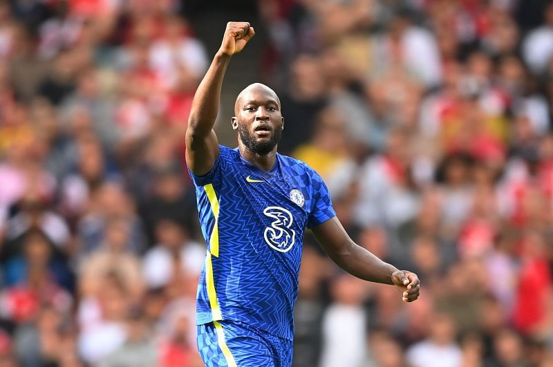 Lukaku has had a blistering start to his second spell with Chelsea