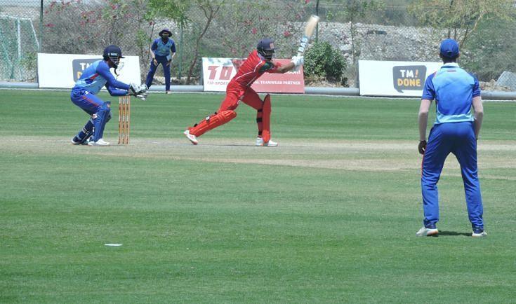 मुंबई की टीम के तीन बल्लेबाजों के अर्धशतक