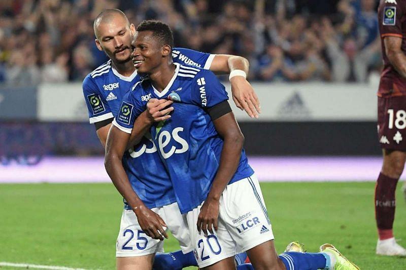 Habib Diallo's goal against the former club