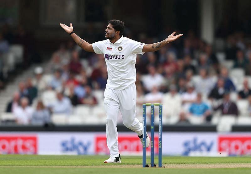 उमेश यादव ने इस मुकाबले में जबरदस्त गेंदबाजी की