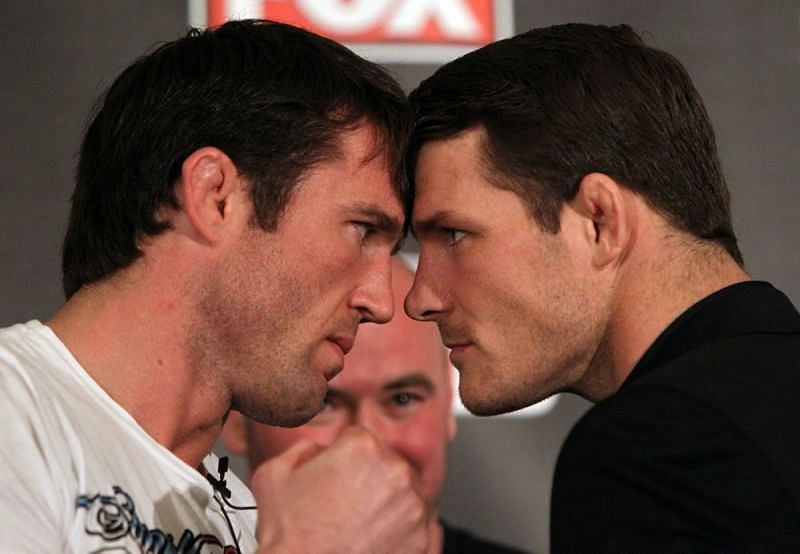 Chael Sonnen and Michael Bisping are among the UFC's greatest-ever storytellers