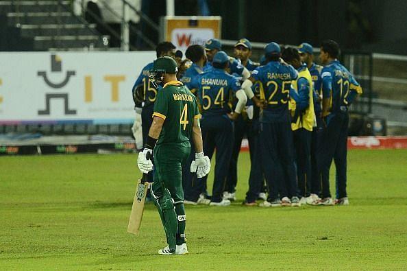 श्रीलंका ने हर विभाग में बेहतरीन खेल दिखाया