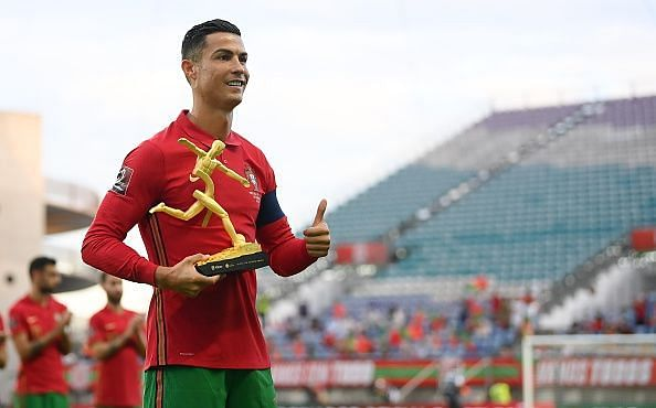 Cristiano Ronaldo will be looking to inspire Manchester United to trophies this season