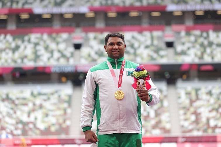हैदर अली ने पाकिस्तान को पैरालंपिक इतिहास का उसका पहला गोल्ड दिलाया है।