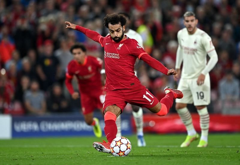 Liverpool prevailed in a five-goal thriller at home against AC Milan.