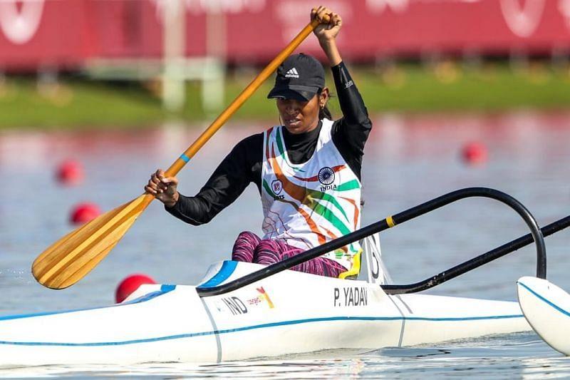 Tokyo Paralympics - प्राची यादव के पास पैरा कैनोइंग में पदक जीतने का सुनहरा मौका
