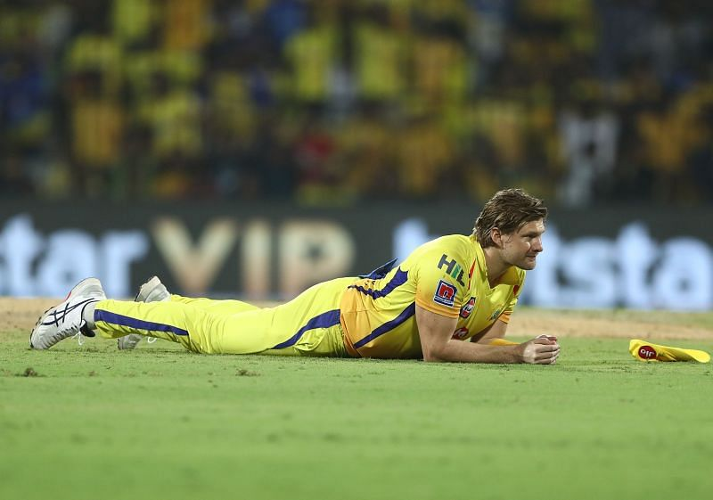 Shane Watson ended his IPL career under the captaincy of MS Dhoni