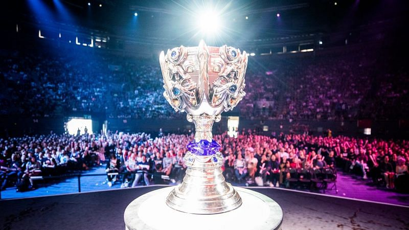Worlds 2021 will be held in Iceland between October 5 to November 6 (Image via League of Legends)