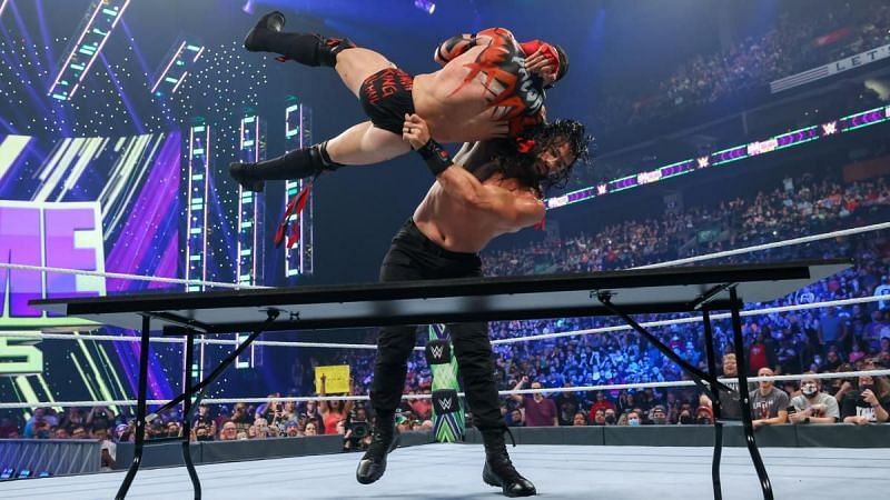 WWE Extreme Rules 2021 - Star ratings for every match - Sportskeeda