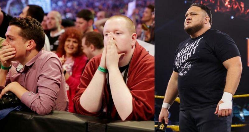 WWE दिग्गज समोआ जो ने छोड़ी अपनी चैंपियनशिप