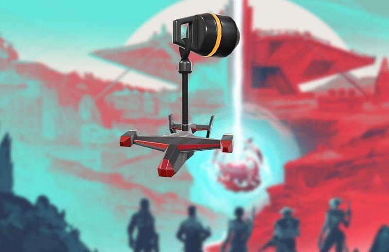 Friend of the Dropship Gun (Image via Riot Games)