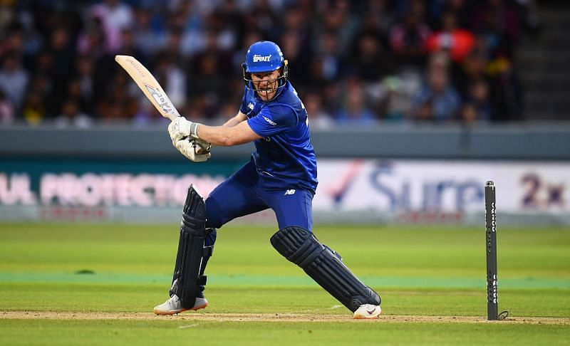 Can Eoin Morgan save KKR from impending doom?