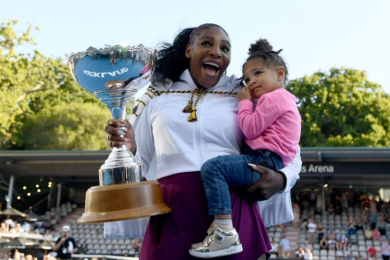 Serena Williams has been a role model to many - including Naomi Osaka - ever since she first started playing.