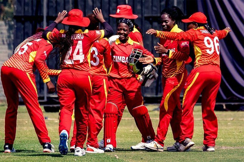 Image Credits: Zimbabwe Women Cricket Twitter