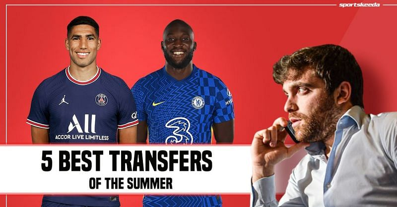Romelu Lukaku and Achraf Hakimi could have a huge impact for Chelsea and PSG respectively