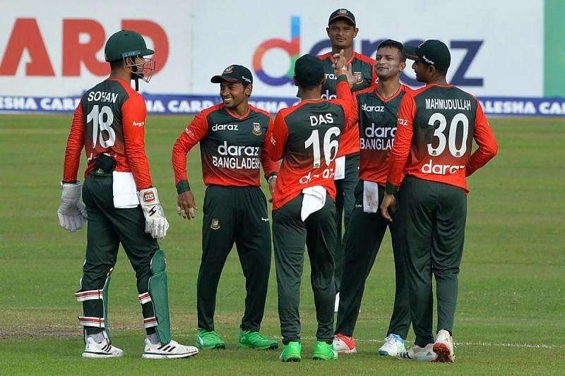 बांग्लादेश ने कीवी टीम को कोई मौका नहीं दिया