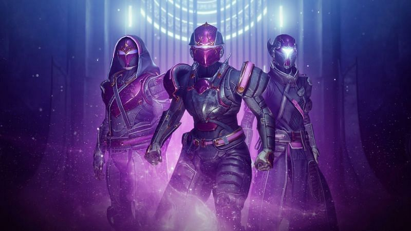 Destiny 2 Season of the Lost armors (Image via Bungie)