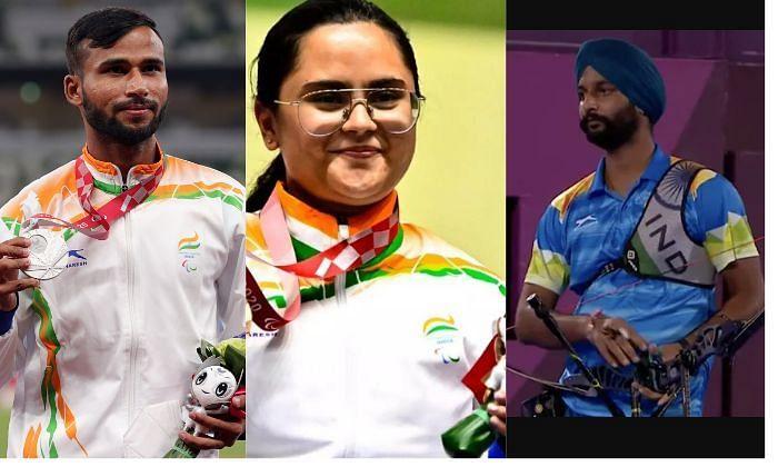 Tokyo Paralympics - भारत की तरफ से 10वें दिन पदक जीतने वाले खिलाड़ी (प्रवीण कुमार, अवनी लेखरा एवं हरविंदर सिंह)