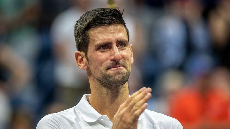 मैच से लेकर प्राइज सेरेमनी तक, जोकोविच कई मौकों पर रोते दिखाई दिए।