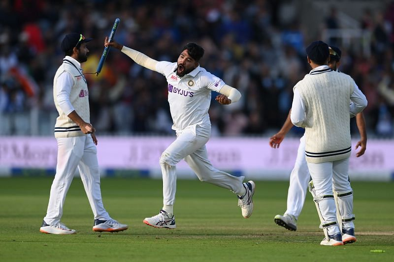 Mohammed Siraj has scalped 30 wickets in nine Tests