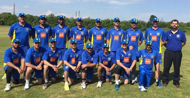 The Swedish Cricket Team (Source: @Swedish_Cricket)