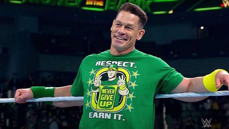 WWE सुपरस्टार ने जॉन सीना को लेकर दिया बड़ा बयान