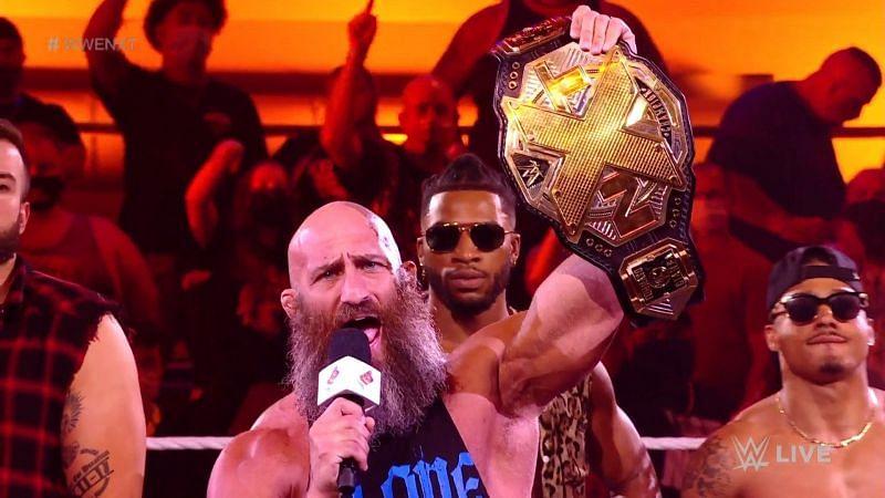 Tommaso Ciampa helps usher in a new era of WWE NXT.