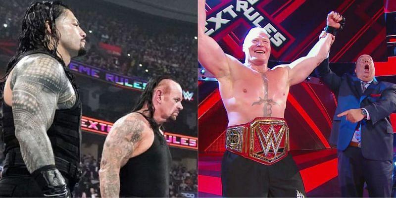 WWE Extreme Rules 2019 शानदार रहा था