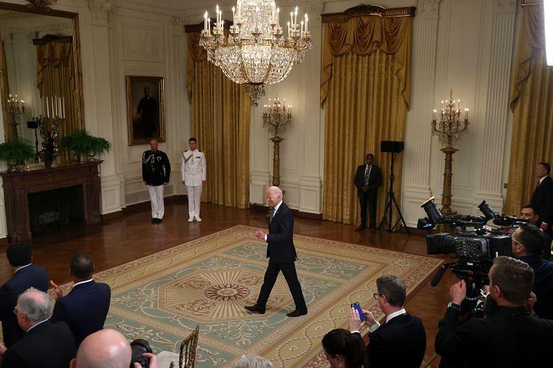 The White House - President Joe Biden