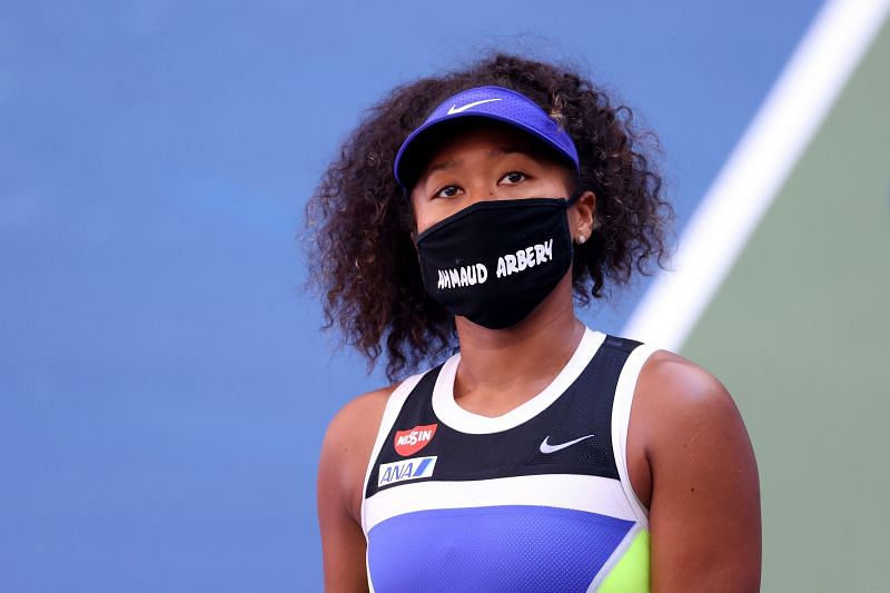 Naomi Osaka is known to use her platform as a tennis star to support various causes.