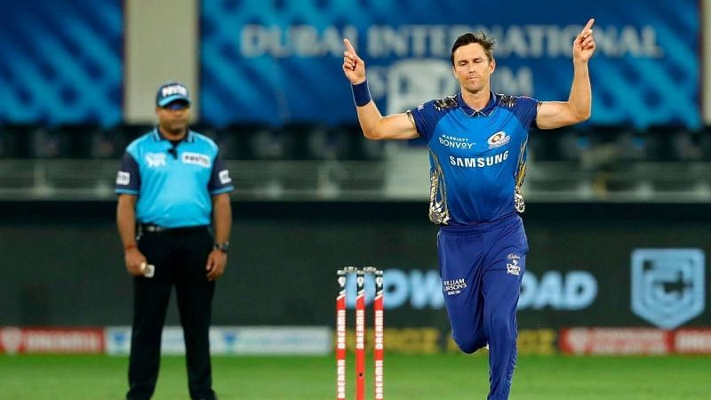 Boult will be the key man with the new ball for Mumbai Indians