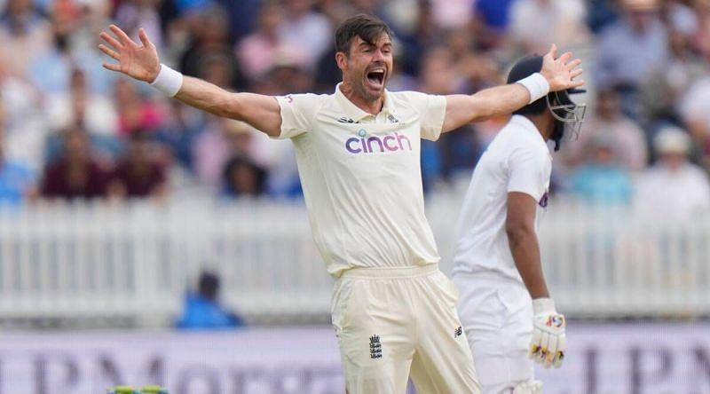 जेम्स एंडरसन ने भारत के खिलाफ टेस्ट सीरीज के सभी मैचों में खेलते हुए अपनी फिटनेस का स्तर दिखाया था