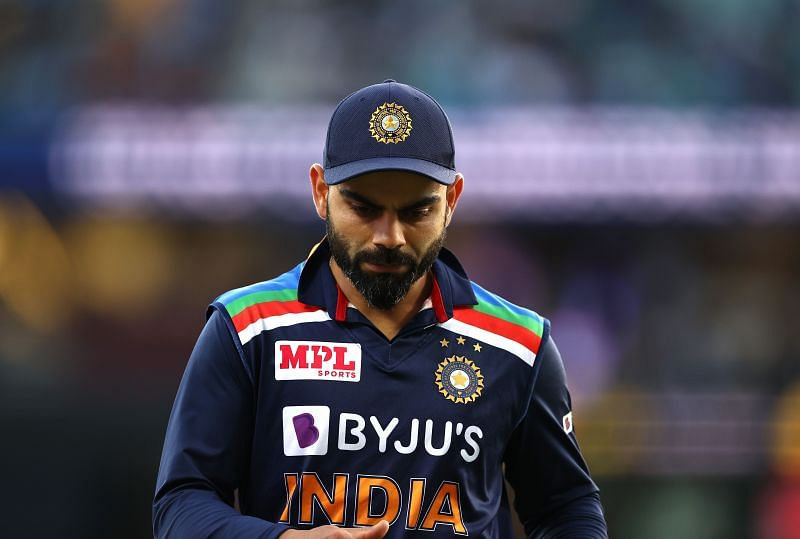 Virat Kohli will be stepping down from India's T20I captaincy after the World Cup this year