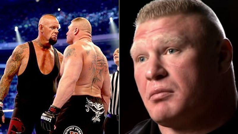 WWE SummerSlam में ब्रॉक लैसनर ने सरप्राइज एंट्री कर सभी फैंस को चौंका दिया था
