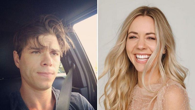 Matthew Lawrence and Samantha Cope (Image via Instagram/ samanthaccope and matthewlawrence)