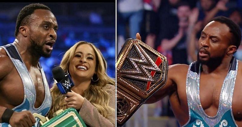 WWE को बिग ई के रूप में इस हफ्ते नया चैंपियन मिला