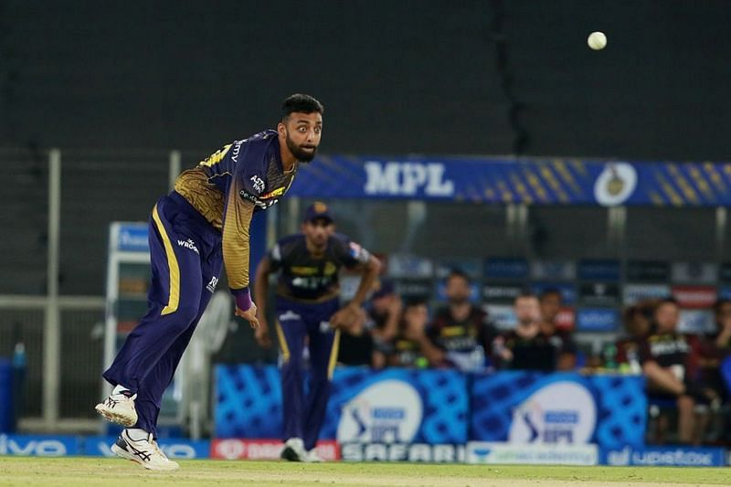 Varun Chakravarthy has made it to India's T20 World Cup team due to his exploits for KKR [P/C: iplt20.com]
