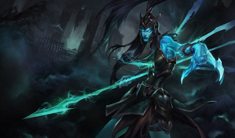 Kalista updates (Image via Riot Games)