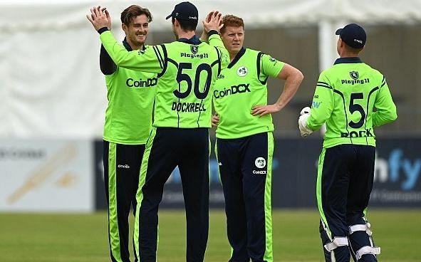 आयरलैंड ने सामूहिक प्रयास करते हुए जीत दर्ज की