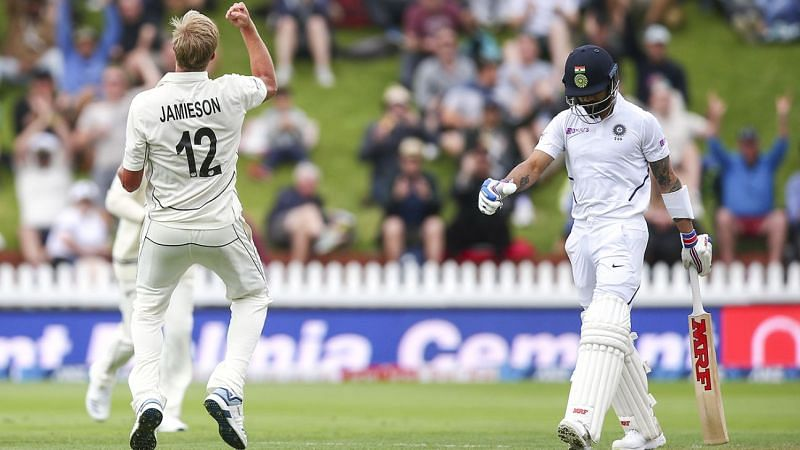 Last time India and New Zealand met was in the World Test Championship final