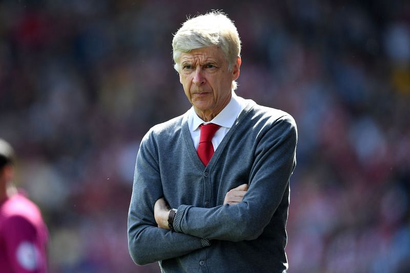 Former Arsenal manager Arsene Wenger. (Photo by Shaun Botterill/Getty Images)