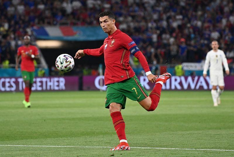 Manchester United have signed Cristiano Ronaldo