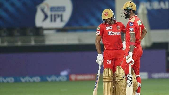The Punjab Kings crumbled under pressure again (Pic Credits: India TV)
