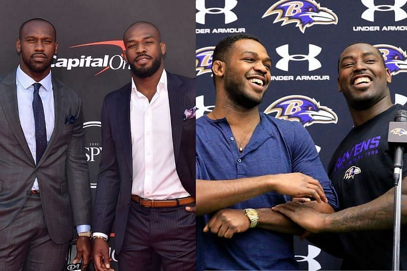 Jon Jones' brothers in the NFL: Who are they and which teams do they play for? - Sportskeeda