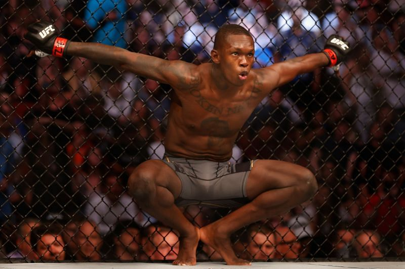 Israel Adesanya is one of the most successful fighters to switch from kickboxing to the UFC in recent years