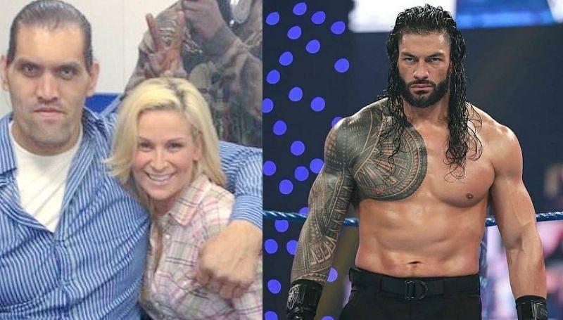 WWE के कई मौजूदा चैंपियंस को इंस्टाग्राम पर फॉलो कर रहे हैं द ग्रेट खली