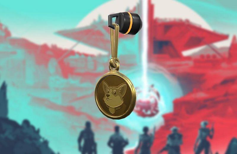 Bruno Dogecoin gold version (Image via Riot Games)
