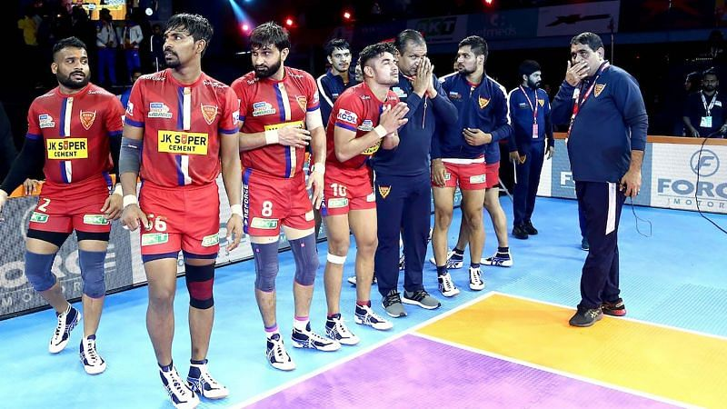 Dabang Delhi K.C. have bolstered their unit with many experienced campaigners for PKL 8.