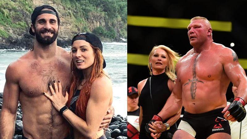 WWE के मौजूदा सुपरस्टार्स की पत्नी भी WWE में काम कर चुकी हैं