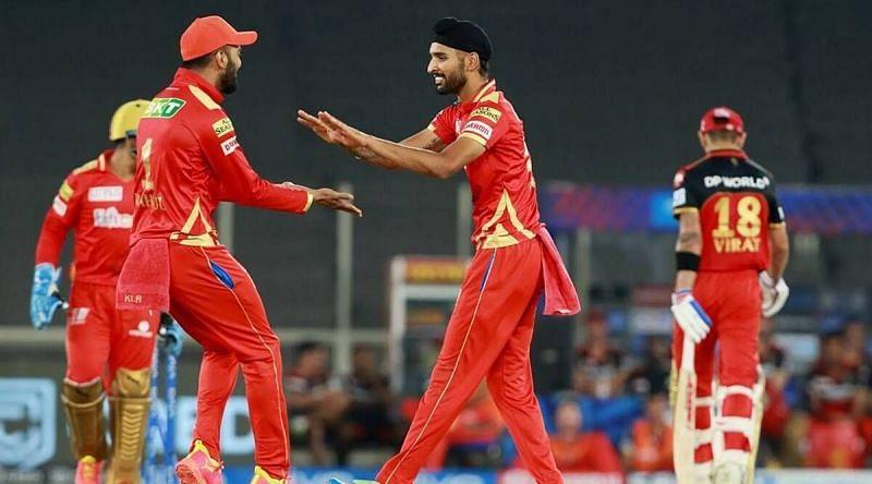 हरप्रीत बरार ने एक ही स्पेल में तीनों दिग्गज बल्लेबाजों को आउट किया था